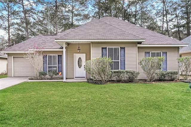 70372 K West Street, Covington, LA 70433 (MLS #2289326) :: Nola Northshore Real Estate
