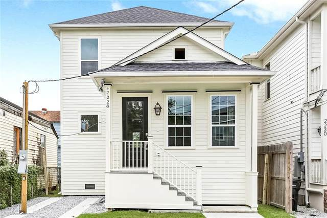 2515 N Tonti Street, New Orleans, LA 70117 (MLS #2289350) :: Nola Northshore Real Estate