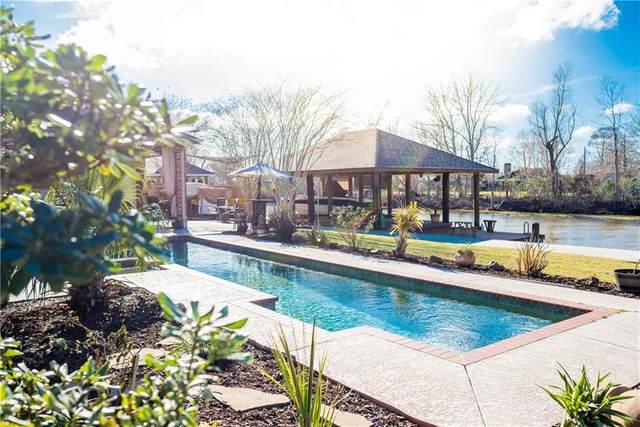 1147 Oak Harbor Drive, Stephensville, LA 70380 (MLS #2289354) :: Nola Northshore Real Estate