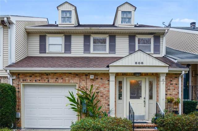 808 Old Metairie Drive, Metairie, LA 70001 (MLS #2289392) :: Nola Northshore Real Estate