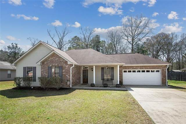 23066 Country River Road, Ponchatoula, LA 70454 (MLS #2289408) :: Robin Realty