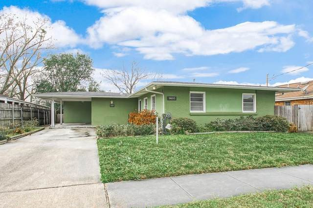 1400 Haring Road, Metairie, LA 70001 (MLS #2289414) :: Crescent City Living LLC