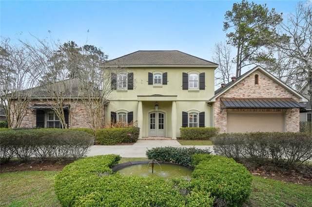 723 N Beau Chene Drive, Mandeville, LA 70471 (MLS #2289477) :: Turner Real Estate Group