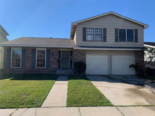 584 Oakwood Drive E, Gretna, LA 70056 (MLS #2289483) :: Top Agent Realty