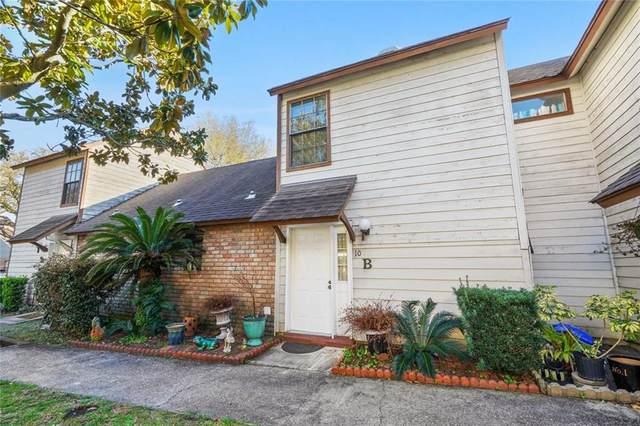 1500 W Esplanade Avenue 10B, Kenner, LA 70065 (MLS #2289534) :: Amanda Miller Realty