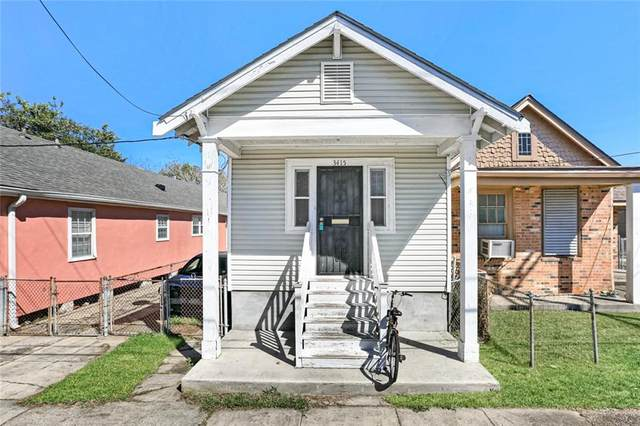 3415 Bruxelles Street, New Orleans, LA 70122 (MLS #2289718) :: Robin Realty