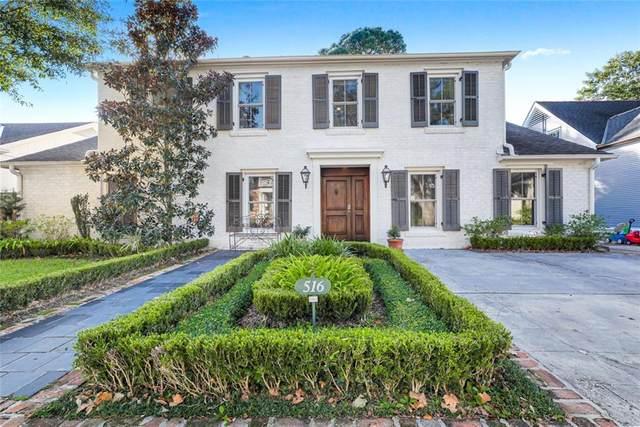 516 Betz Place, Metairie, LA 70005 (MLS #2289788) :: Turner Real Estate Group