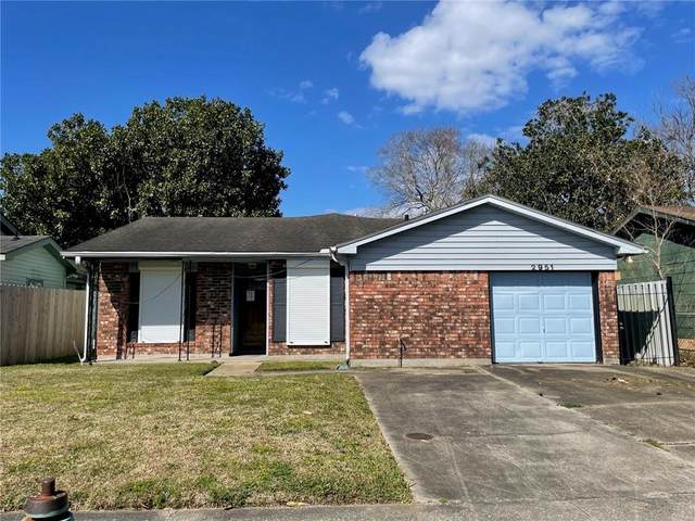 2951 Kent Drive, New Orleans, LA 70131 (MLS #2289847) :: Satsuma Realtors