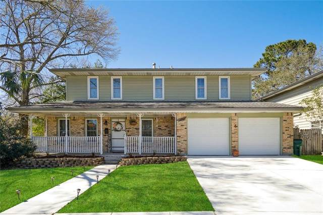 394 Westmeade Drive, Gretna, LA 70056 (MLS #2289855) :: Top Agent Realty