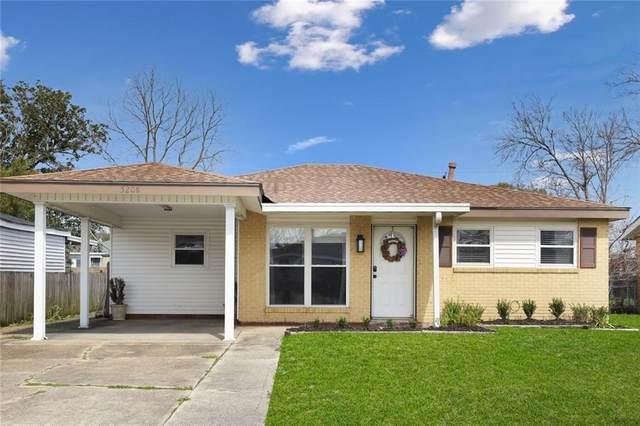 5208 Warwick Drive, Marrero, LA 70072 (MLS #2289914) :: The Sibley Group