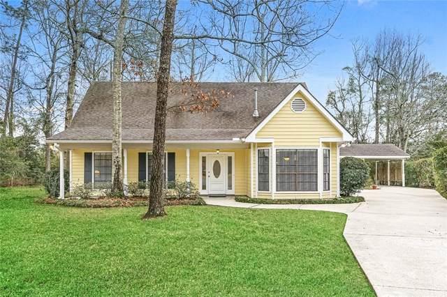 100 Beau Sejour Place, Mandeville, LA 70471 (MLS #2290087) :: Turner Real Estate Group
