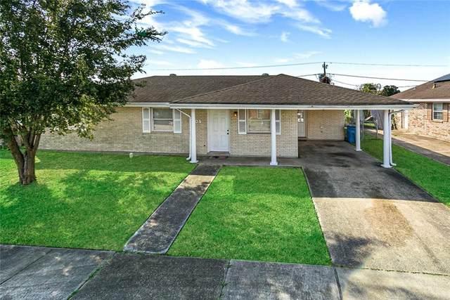 2404 Artillery Drive, Chalmette, LA 70043 (MLS #2290111) :: Crescent City Living LLC