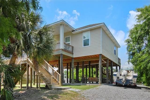 20815 Old Spanish Trail, New Orleans, LA 70129 (MLS #2290170) :: Turner Real Estate Group