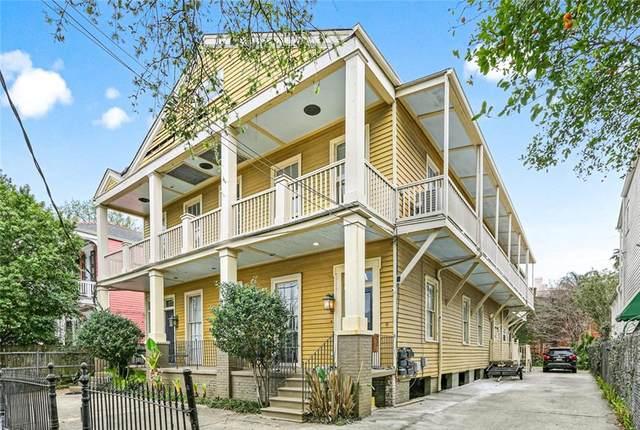 1323 St Mary Street B, New Orleans, LA 70130 (MLS #2290196) :: Crescent City Living LLC