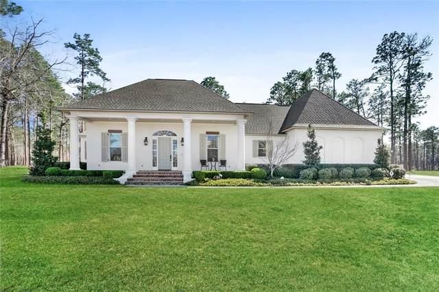 954 Camphill Drive, Abita Springs, LA 70420 (MLS #2290212) :: Turner Real Estate Group