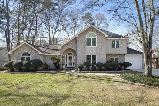 13 Colony Trail Drive, Mandeville, LA 70448 (MLS #2290284) :: Turner Real Estate Group