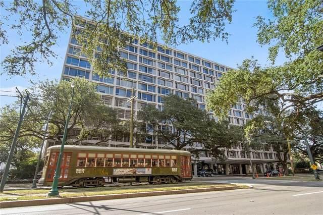 2100 St Charles Avenue 8A, New Orleans, LA 70130 (MLS #2290353) :: Crescent City Living LLC
