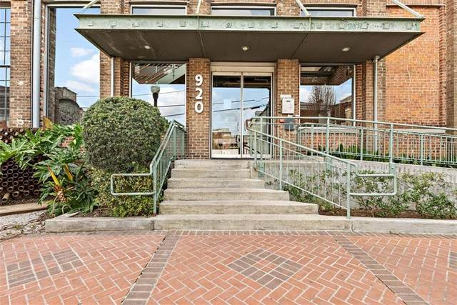 920 Poeyfarre Street #256, New Orleans, LA 70130 (MLS #2290486) :: Turner Real Estate Group