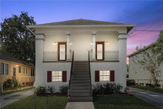 4654-56 Baccich Street, New Orleans, LA 70122 (MLS #2290517) :: The Sibley Group