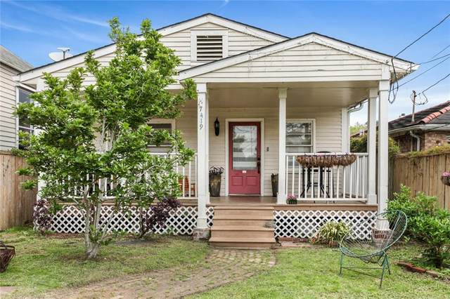 7419 Pitt St Street, New Orleans, LA 70118 (MLS #2290799) :: Freret Realty