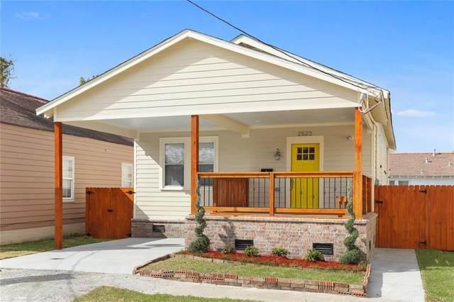2523 Dreux Avenue, New Orleans, LA 70122 (MLS #2291144) :: Reese & Co. Real Estate