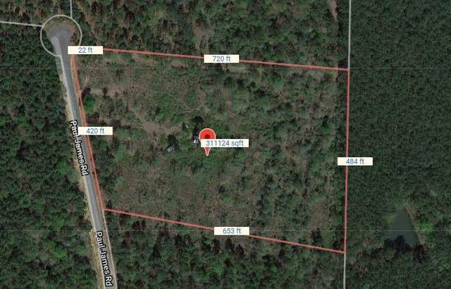 63570 Paul James Road, Amite, LA 70422 (MLS #2291147) :: The Sibley Group