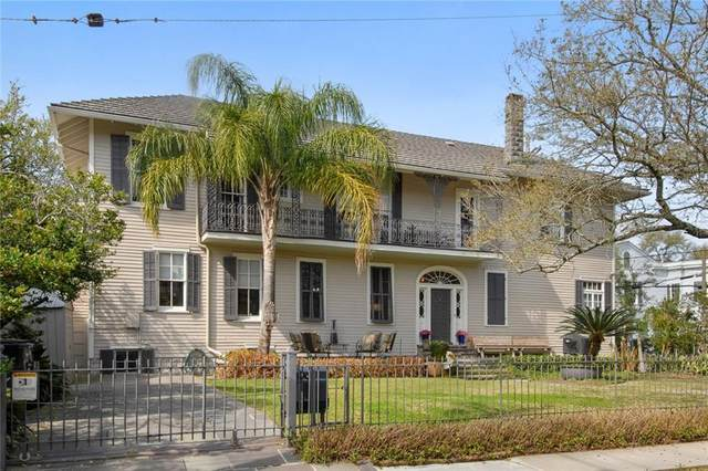 3236 Coliseum Street, New Orleans, LA 70115 (MLS #2291210) :: Reese & Co. Real Estate