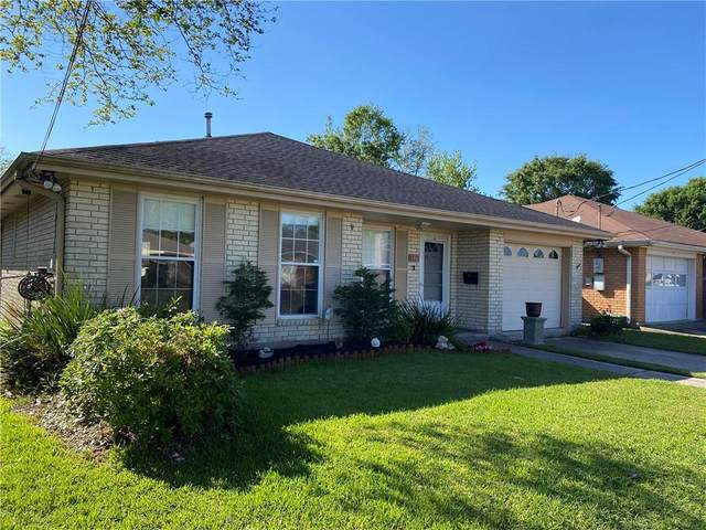 812 Oaklawn Drive, Metairie, LA 70005 (MLS #2291275) :: Amanda Miller Realty