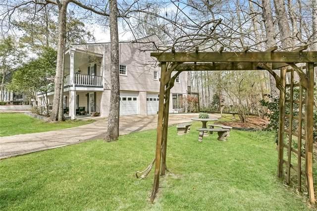 418 Magnolia Lane, Mandeville, LA 70471 (MLS #2291357) :: Turner Real Estate Group