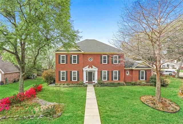 91 Longwood Drive, Mandeville, LA 70471 (MLS #2291400) :: Turner Real Estate Group