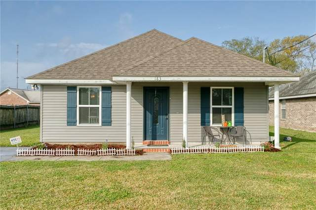 183 Historic West Street, Garyville, LA 70051 (MLS #2291403) :: Parkway Realty