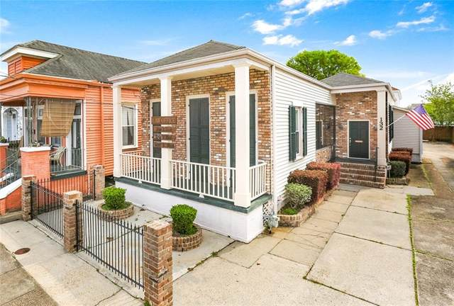 132 N Telemachus Street, New Orleans, LA 70119 (MLS #2291453) :: The Sibley Group