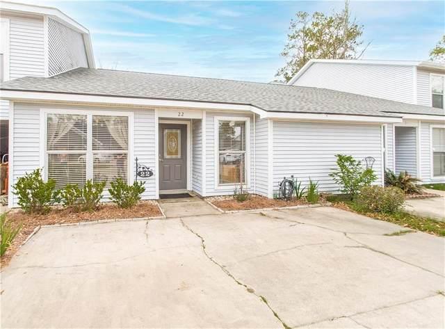 14249 Woodlands Drive #22, Hammond, LA 70401 (MLS #2291530) :: Parkway Realty