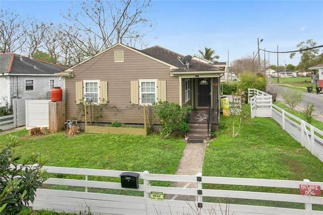 5326 Wilton Drive, New Orleans, LA 70122 (MLS #2291744) :: Nola Northshore Real Estate