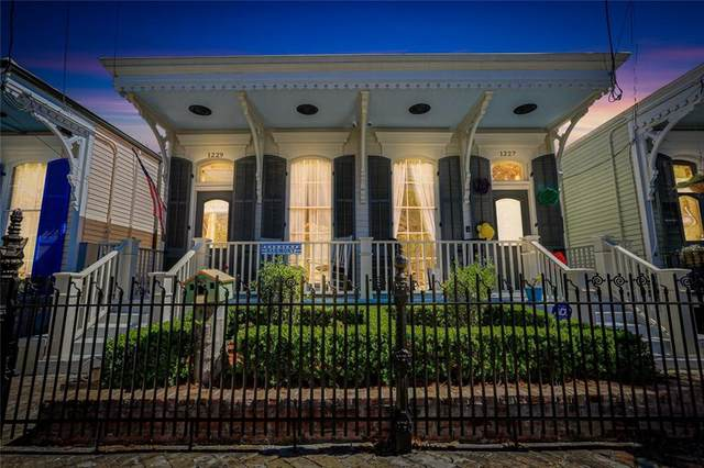 1229 Harmony Street #1229, New Orleans, LA 70115 (MLS #2291864) :: Reese & Co. Real Estate
