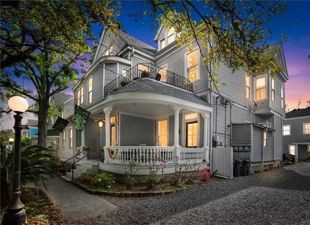 2512 Magazine Street G, New Orleans, LA 70130 (MLS #2291913) :: Reese & Co. Real Estate