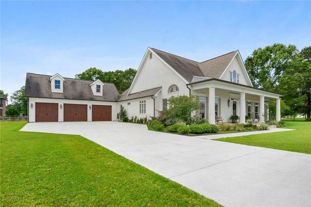 535 Tranquility Drive, Denham Springs, LA 70706 (MLS #2291991) :: The Sibley Group