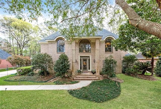 264 Evangeline Drive, Mandeville, LA 70471 (MLS #2292022) :: Turner Real Estate Group