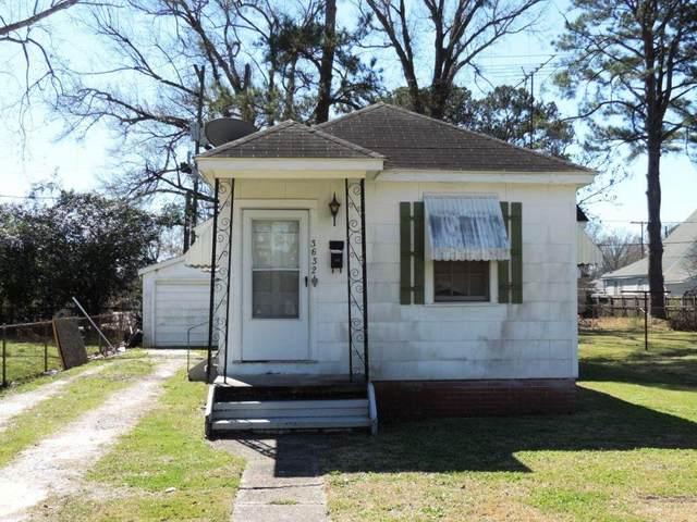 3632 Greenweel Street, Baton Rouge, LA 70805 (MLS #2292244) :: Reese & Co. Real Estate