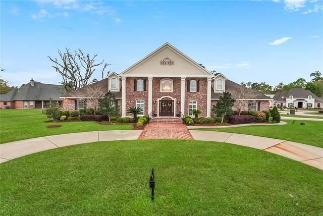 1281 Bluff Drive, Slidell, LA 70461 (MLS #2292278) :: Turner Real Estate Group