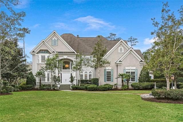 1040 Parkpoint Drive, Slidell, LA 70461 (MLS #2292308) :: Turner Real Estate Group