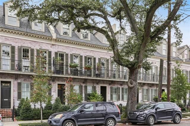 2115 Prytania Street, New Orleans, LA 70130 (MLS #2292332) :: Crescent City Living LLC