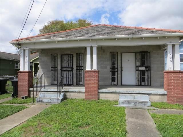 1318 20 Deslonde Street, New Orleans, LA 70117 (MLS #2292352) :: Parkway Realty