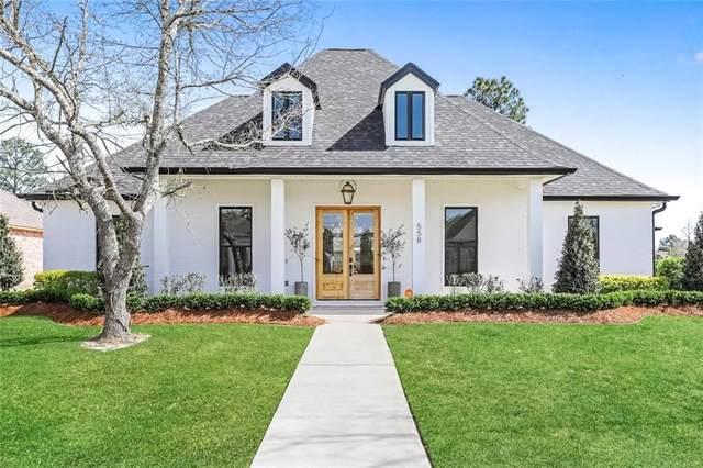 558 N Caleb Drive, Slidell, LA 70461 (MLS #2292401) :: Turner Real Estate Group