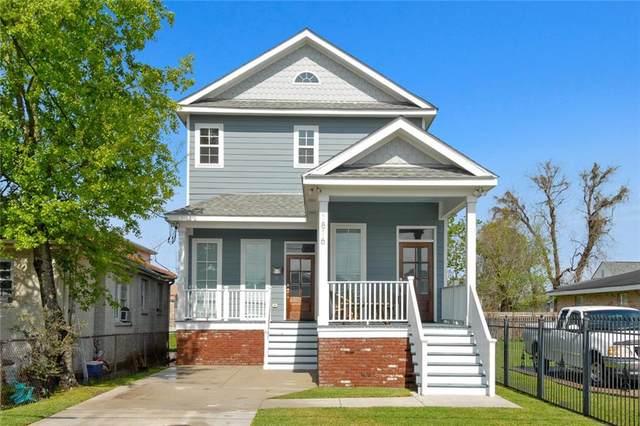 1816 General Ogden Street, New Orleans, LA 70118 (MLS #2292431) :: Nola Northshore Real Estate