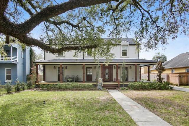 1624 Charlton Drive, New Orleans, LA 70122 (MLS #2292522) :: The Sibley Group
