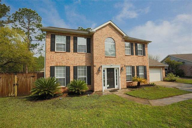 1011 Caitlin Court, Slidell, LA 70461 (MLS #2292566) :: Nola Northshore Real Estate