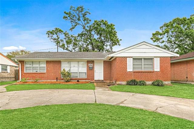3805 Academy Drive, Metairie, LA 70003 (MLS #2292618) :: Nola Northshore Real Estate