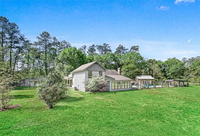 10284 Kuhn Road, Folsom, LA 70437 (MLS #2292659) :: Turner Real Estate Group