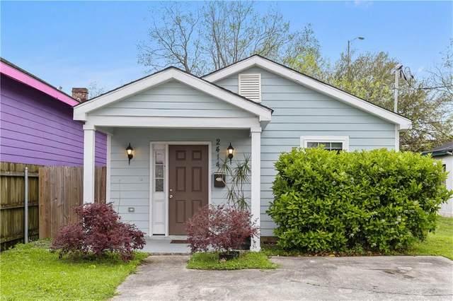 2414 Spain Street, New Orleans, LA 70117 (MLS #2292681) :: Reese & Co. Real Estate